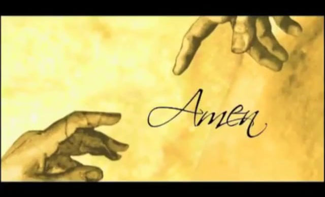 Film Amen Trailor